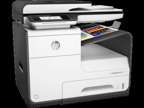 PageWide Pro 477dw Multifunction Printer