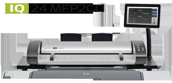IQ Quattro 24 MFP2GO