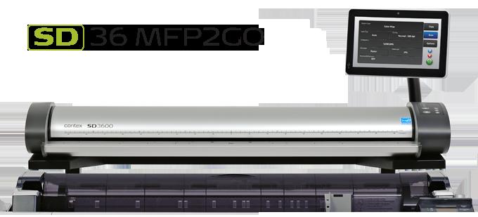 SD 36 MFP2GO